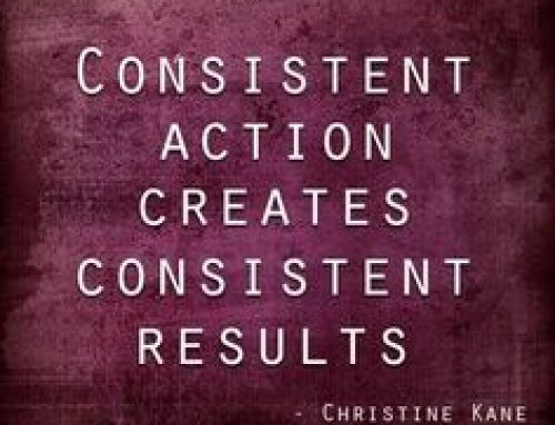 Consistency: The Key to Success